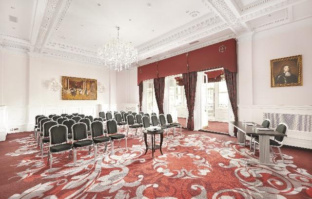 Canterbury Suite Amba Hotel Venue Hire WC2