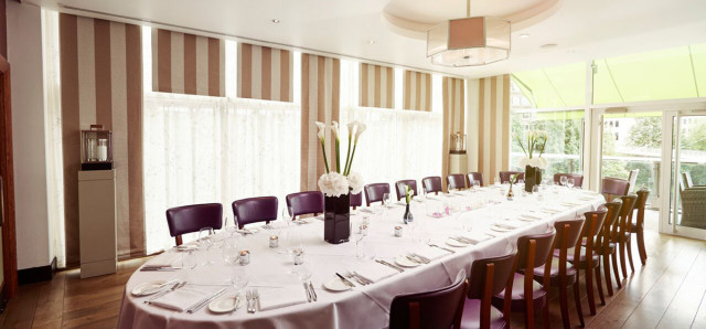 Private Dining Lowry Hotel Venue Hire M3