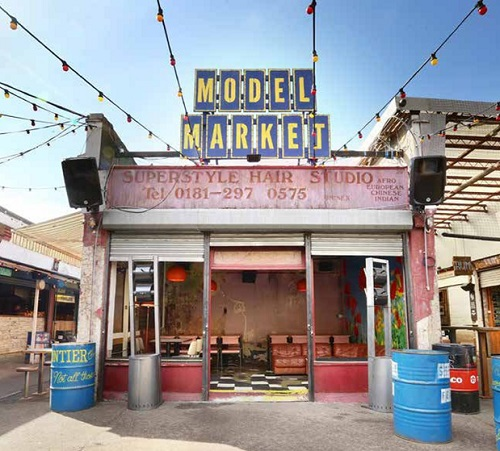 Model Market Venue Hire SE13