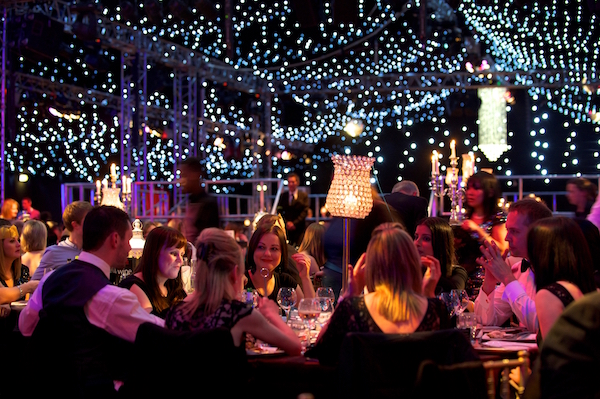 Battersea Evolution Shared Christmas Party SW11