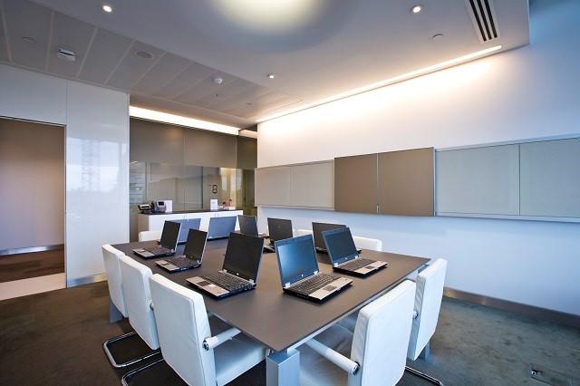 Blue Fin Venue Hire SE1, meeting room board room style