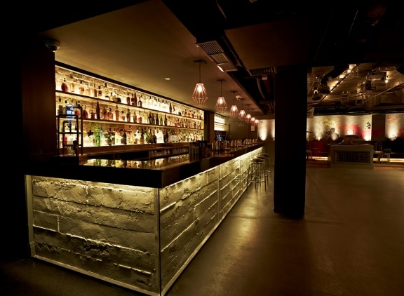 Forge Venue Hire EC3. This modern and chic space in the heart of Forge boasts six luxurious booths