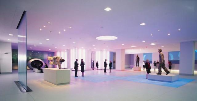 Cumberland Hotel Venue Hire W1, blank canvas lobby area