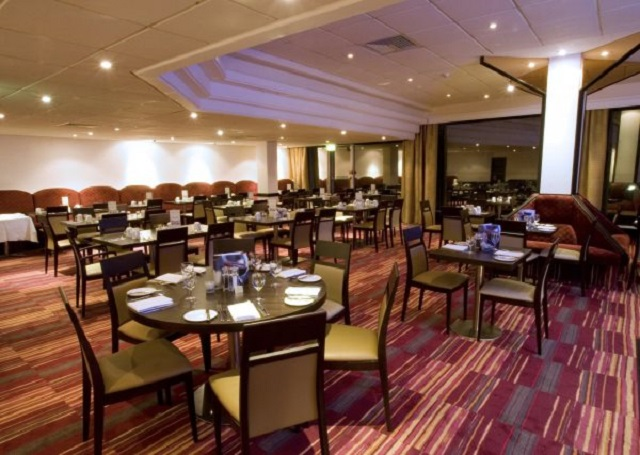 Holiday Inn Wembley Christmas Party HA9