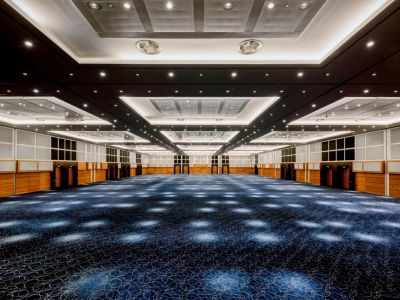 InterContinental at the 02 London Venue Hire SE10, Ballroom, large open space, flexible meeting room wiith large capacity