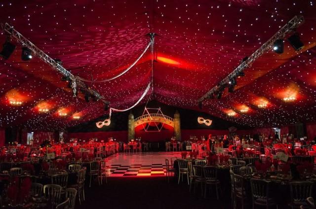 Masquerade Ball Swindon Christmas Party SN2