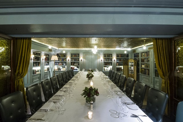 Bentley's Bar Grill Venue Hire W1. Large Private room, contempary feel.