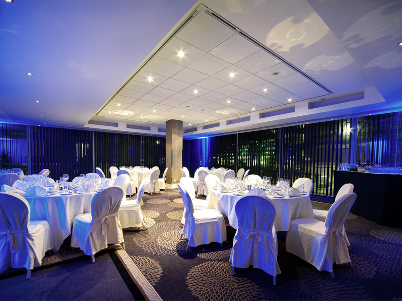 Radisson Blu Portman Venue Hire W1, private dining in main room