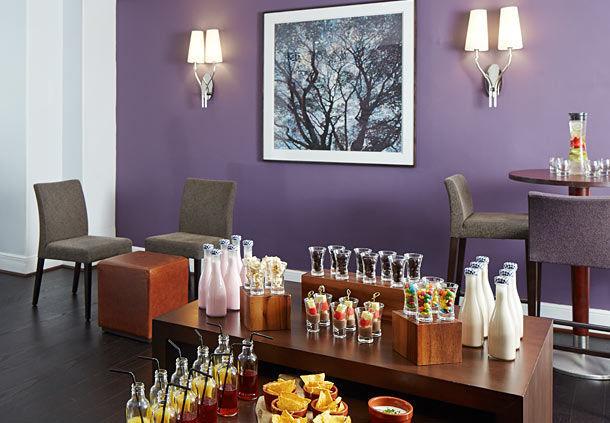 Durham Marriott Hotel Venue Hire DH1, breakout area, refreshments
