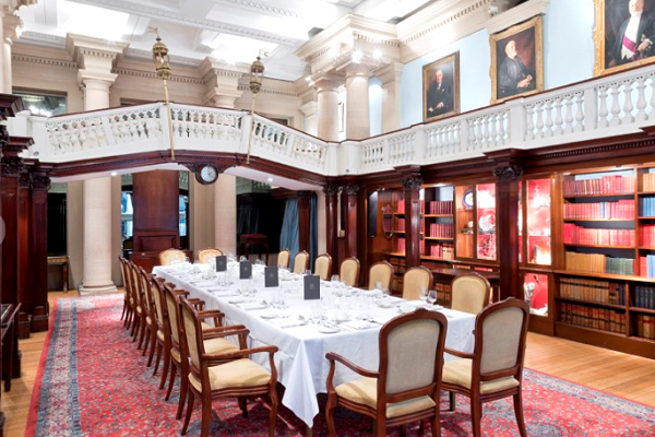 One Moorgate Place Venue Hire EC2- Private seated dinner for a small party