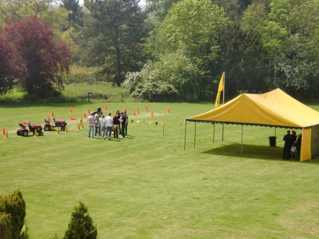 Down Hall Country House Summer Party CM22, grounds, marquee, summer party