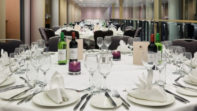 DoubleTree by Hilton Westminster Christmas Party SW1, large event space, christmas party