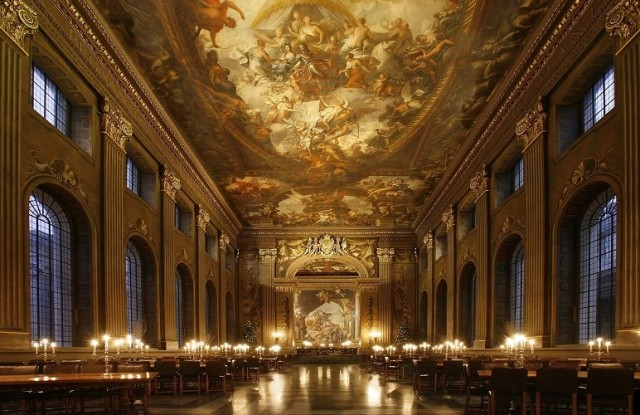 Old Royal Naval College Christmas Party SE10 venues event space
