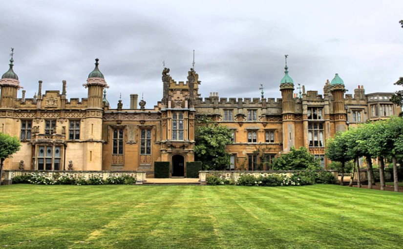 Knebworth House Venue Hire Hertfordshire , exterior of the venue, stunning grounds, unique venue