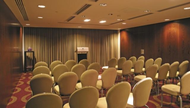 Park Plaza Leeds Venue Hire LS1, park suite meetings,theatre style