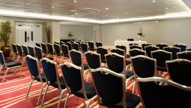 Park Plaza Nottingham Venue Hire NG1, Theatre style seating
