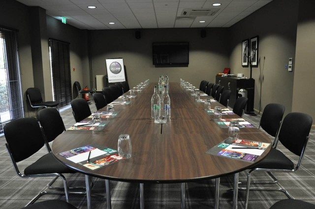 De Vere Village Swindon Venue Hire SN5, boardroom , screen and flipchart, refreshments