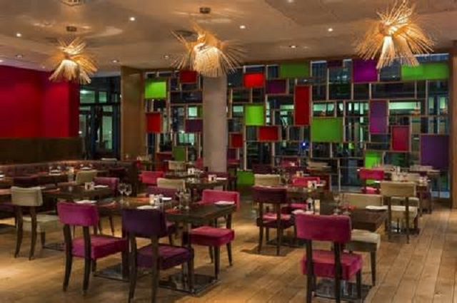 Park Inn Radisson Aberdeen Venue Hire AB1. Hotels Lounge/dining area