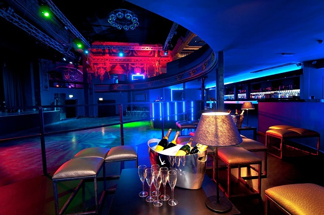 Electric Brixton Venue Hire SW2. Venues dance floor or entertaining space.