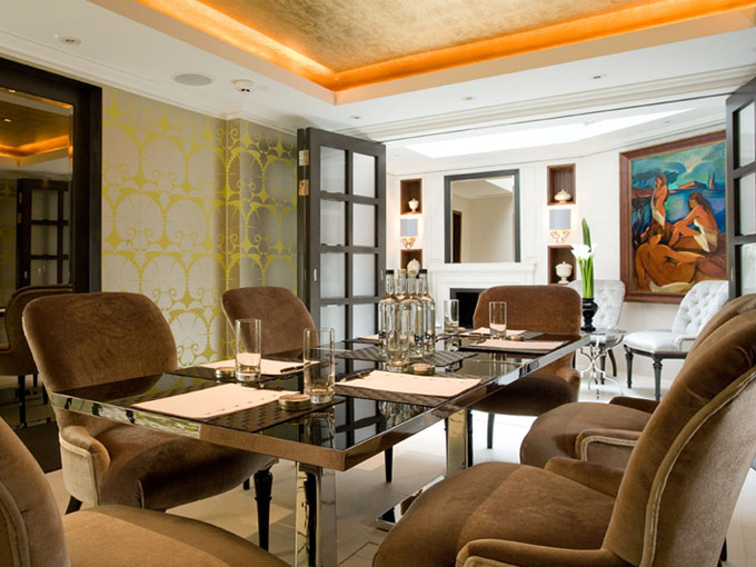 St James Hotel London Venue Hire SW1, conference set up