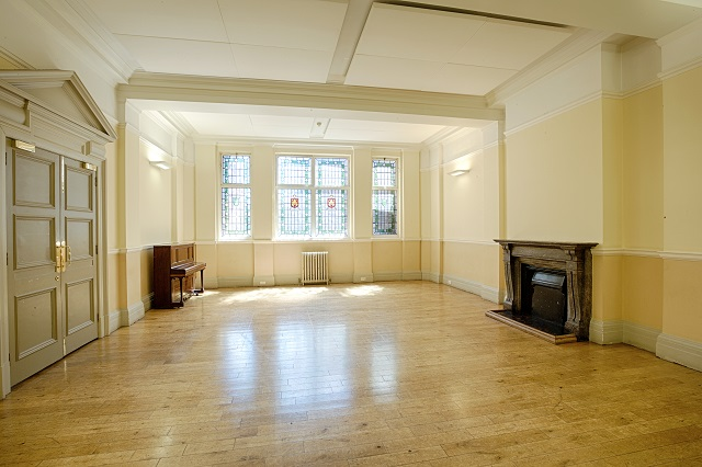 Shoreditch Town Hall Venue Hire EC1. Venues large hall space for your event.