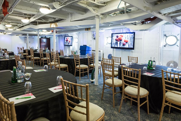 HMS Belfast Venue Hire SE1. HMS Belfast Conference. A conference with a twist, impress your guest on one of the most iconic venues in London.