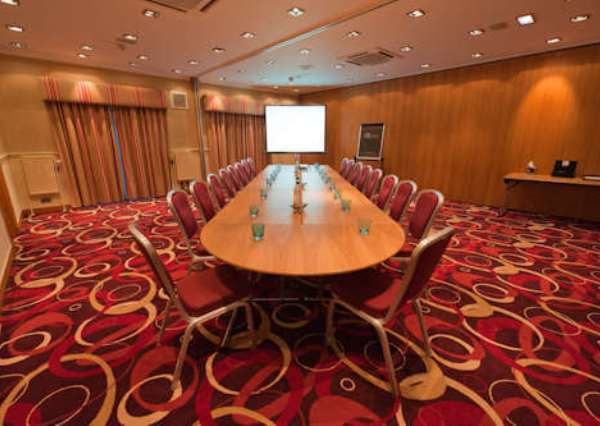 The Park Royal Hotel Conference WA4- conference set out for a board meeting