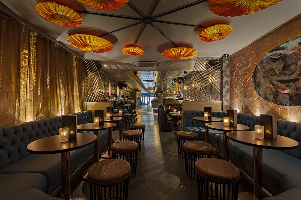 Dirty Martini Islington Venue Hire N1 boutique furnishings