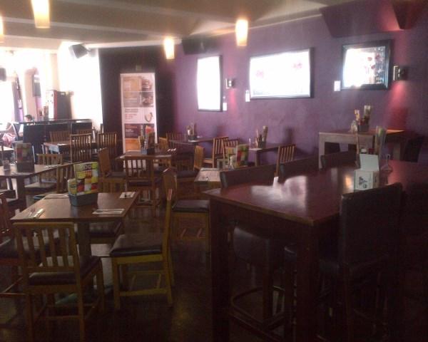 Slug & Lettuce Wilmslow Venue Hire SK9 warm feel of furnishings