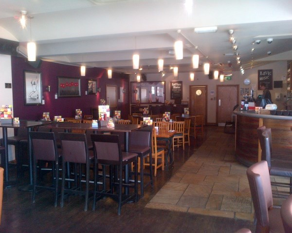 Slug & Lettuce Wilmslow Venue Hire SK9 venues table and chairs set out