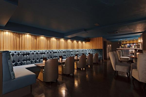Dirty Martini St Pauls Venue Hire EC2V gallery bar