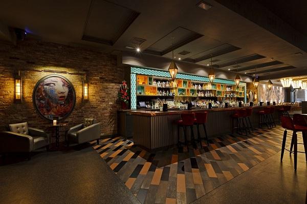 Dirty Martini St Pauls Venue Hire EC2V main bar