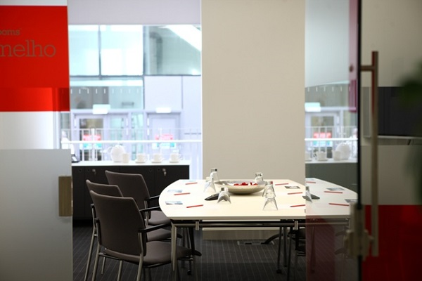 The Plaza Venue Hire L3- Smaller conference room acomodating 6-8 delegates