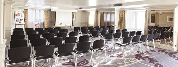 Mercure Dartford Hotel Venue Hire DA3- Conference set out theatre style