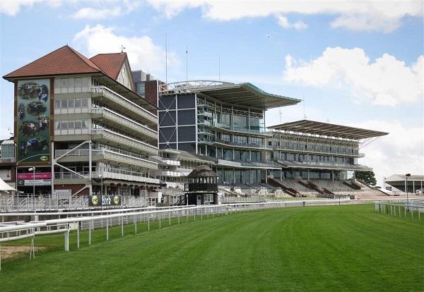 York Racecourse Conference Hire YO23- Exterior shot of the racecourse