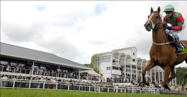 Nottingham Racecourse Venue Hire NG2- exterior shot of the racecourse