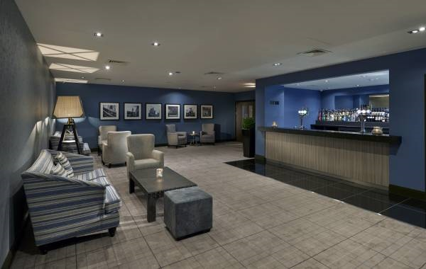 Village Hotel Club Edinburgh Venue Hire EH4 lounge area of venue