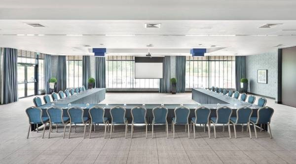 Village Hotel Club Edinburgh Venue Hire EH4 conference set out u-shape