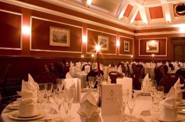 Hallmark Hotel Irvine Hogmanay KA11 event space