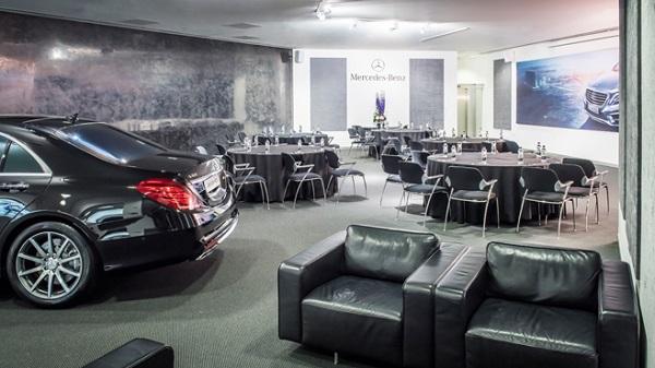 Mercedes-Benz World Venue Hire KT13
