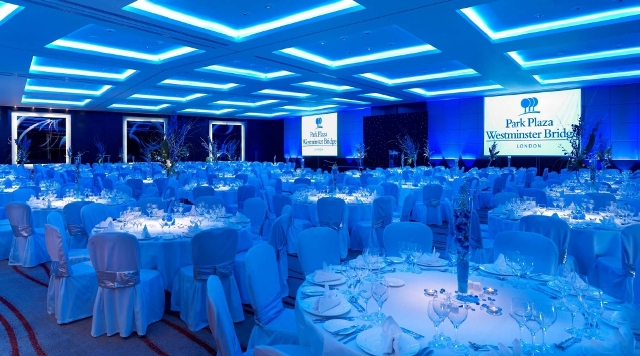 Park Plaza Westminster Annual Dinner