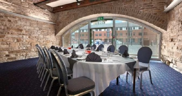 Hilton Sheffield Venue Hire S4- Private dining event