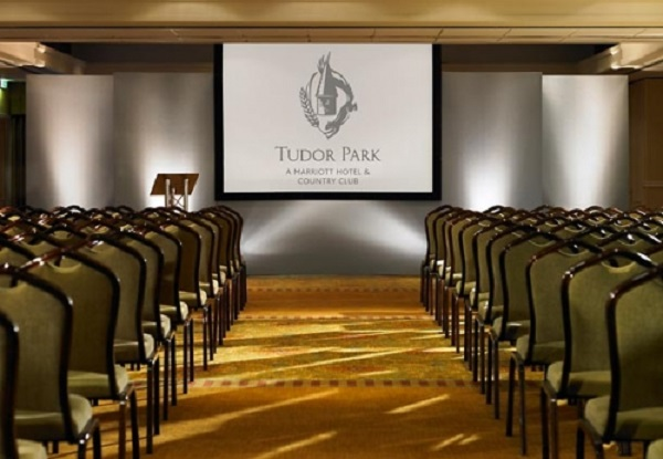 Tudor Park Marriott Venue Hire ME14- theatre style conference lay out
