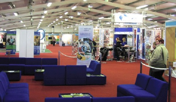 Kent Event Centre Venue Hire ME14- Exhibition taking place in the venue