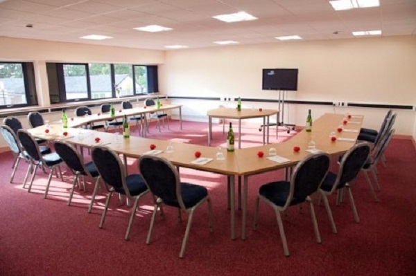 Kent Event Centre Venue Hire ME14- Boardroom meeting in main function room