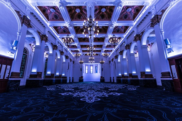 8 Northumberland Conference Venue WC2N the venues ballroom
