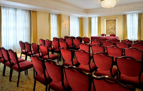 86 Park Lane Conference Venue W1K- Theatre style layout