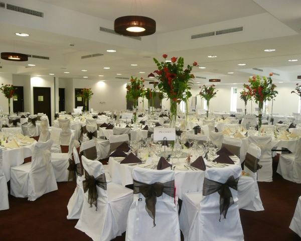 DoubleTree Chester Christmas Party Venue CH2