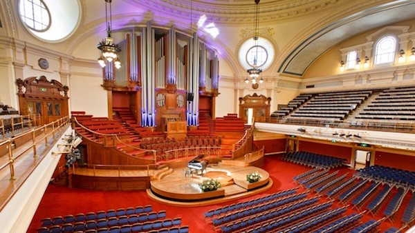 Central Hall Westminster Conference Venue SW1