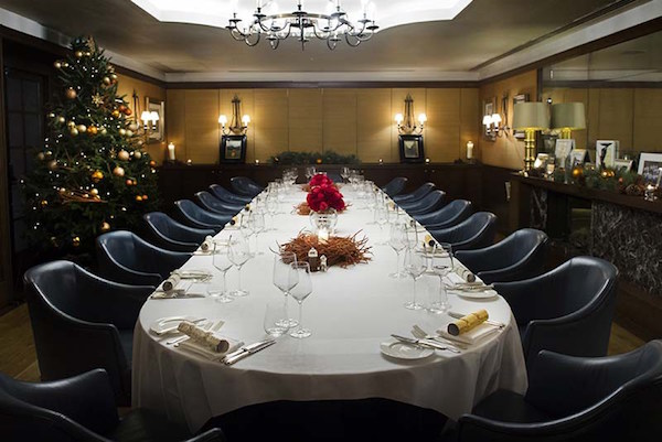 Corrigans Mayfair Christmas Party W1